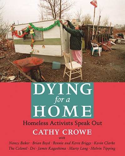 Cover for Dying for a Home